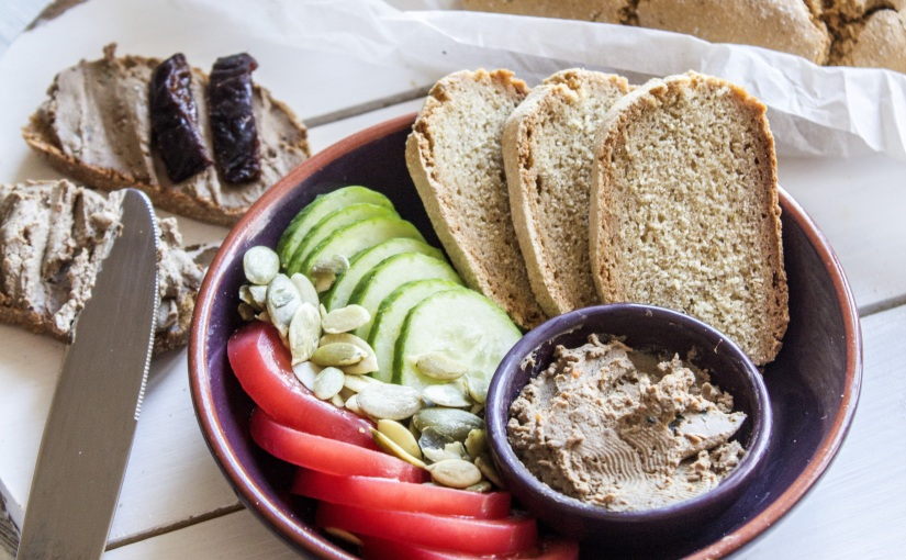 Sunflower Seed Pate