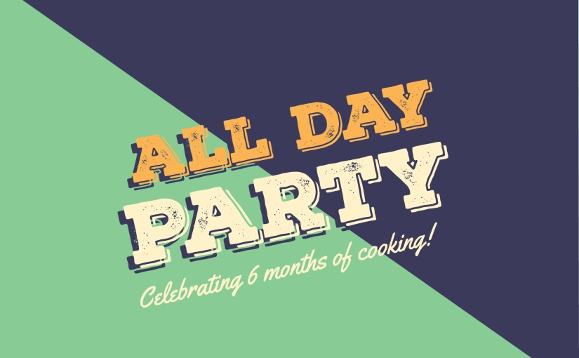 All Day Party!